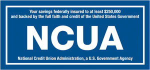 NCUA  National Credit Union Administration
